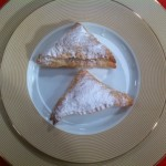 PUFF PASTRY WITH CHOCOLATE