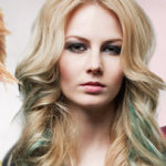 Hairstyles color and highlights 2014
