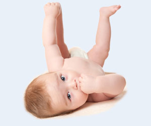 Flatulence in The Baby - Help Against Stomach Ache
