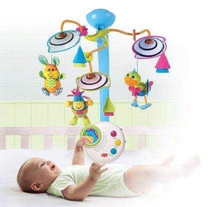 Mobile baby crip