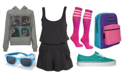 Sporty Casual Outfit